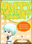 Happy Birthday, Coochi