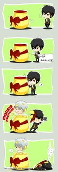 Secret Santa - For Pepperpeck by Lylia-chan