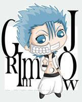 Grimmjow - Bleach by Lylia-chan