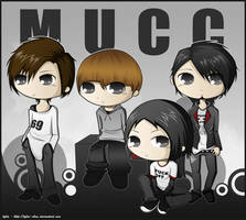 Mucc - For BlackMamba by Lylia-chan