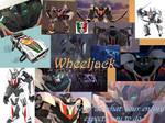 TFP Wheeljack Collage