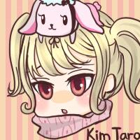Kim Taro Animated Art by momo5596