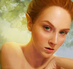 Elven Female - A Practice