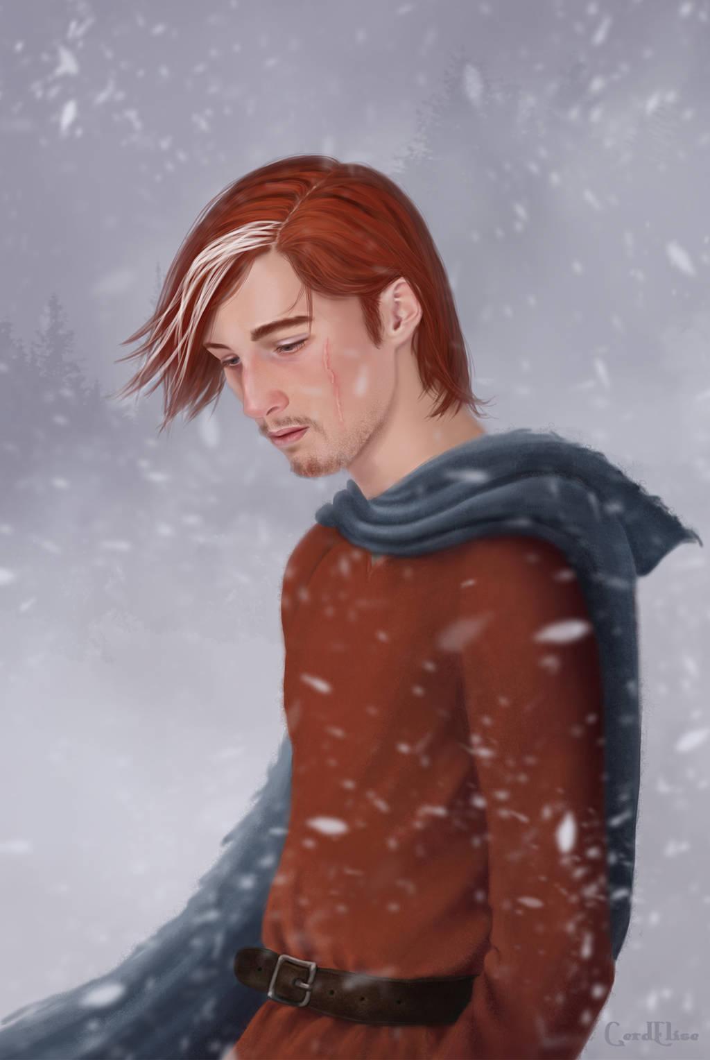 Simon Snowlock by GerdElise