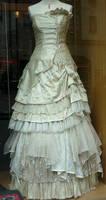 Edinburgh fantasy dress