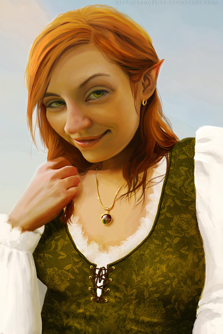 Female Gnome: GerdElise (Gerd Elise)