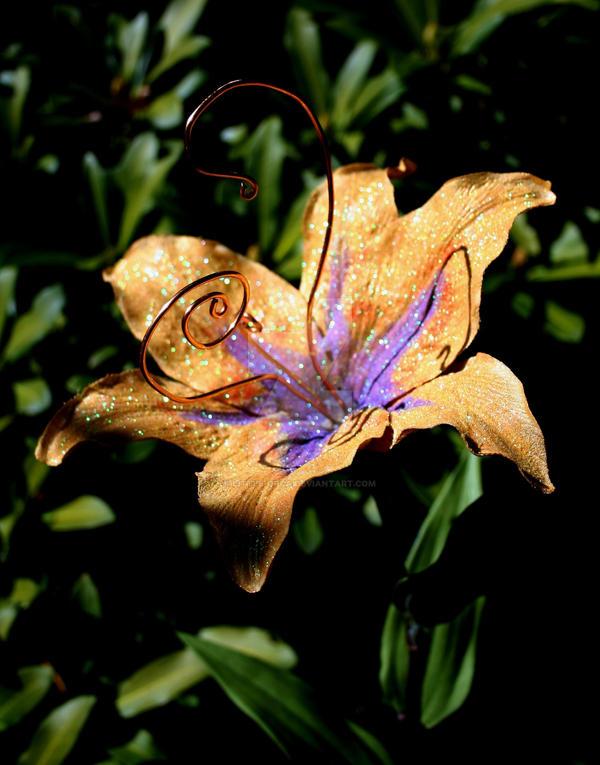 Magic Flower by Little-Orca on DeviantArt