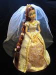 Rapunzel: The Brunette Years II: The Wedding