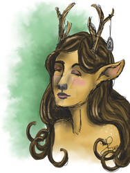 Child of the Horned One