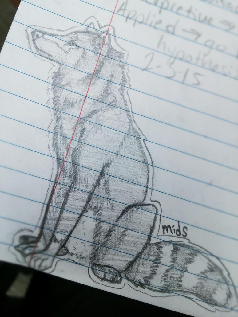 Mids Doodle  by hinata8D