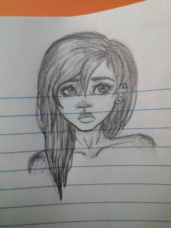 Doodles #3 by hinata8D