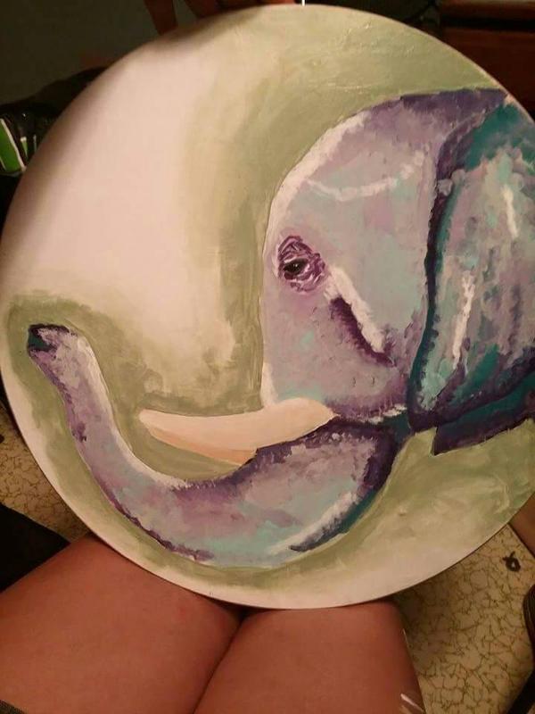 Elephant Love  by hinata8D
