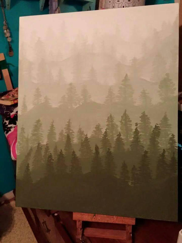 Forests by hinata8D