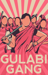 Gulabi Gang by Addicted2Chaos
