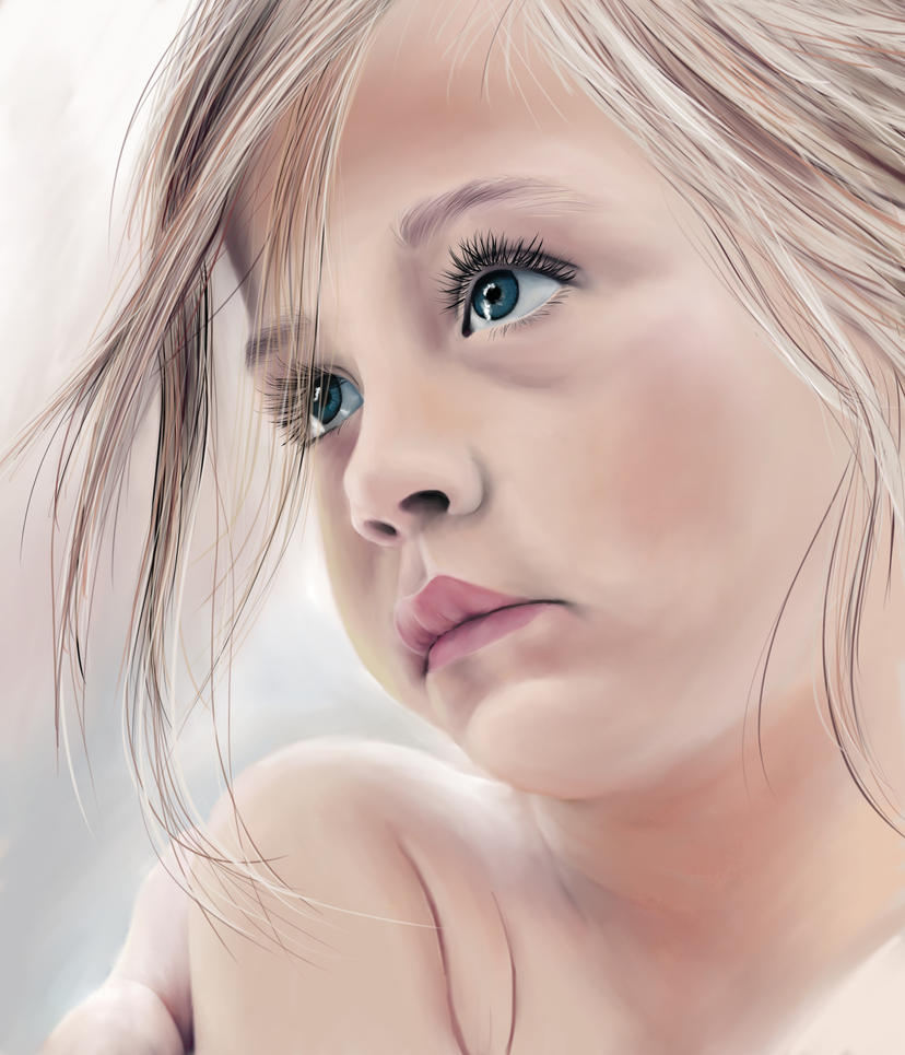 Blue Eyes by virginiarobson