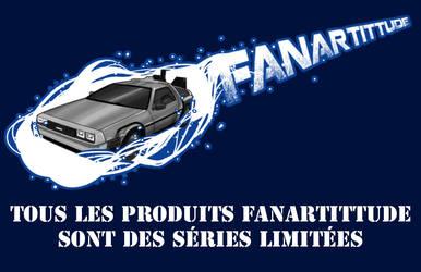 fanartittude delorean by Fanartittude