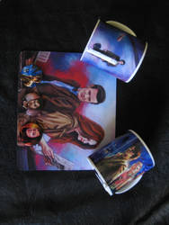 Pack Doctor Who by Fanartittude