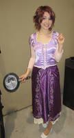 Rapunzel Cosplay Tangled by Koyzumie
