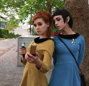 madam kirk and her female friend