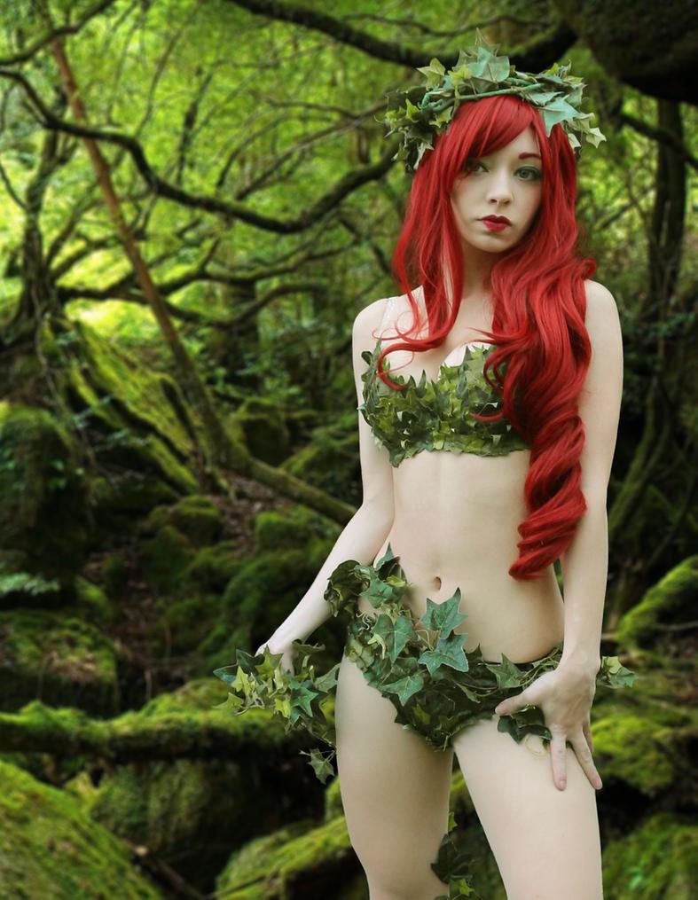 Poison Ivy by Koyzumie