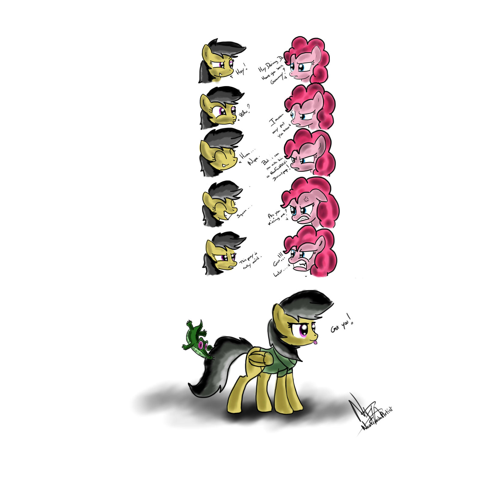 Where is Gummy ? by JuBrony