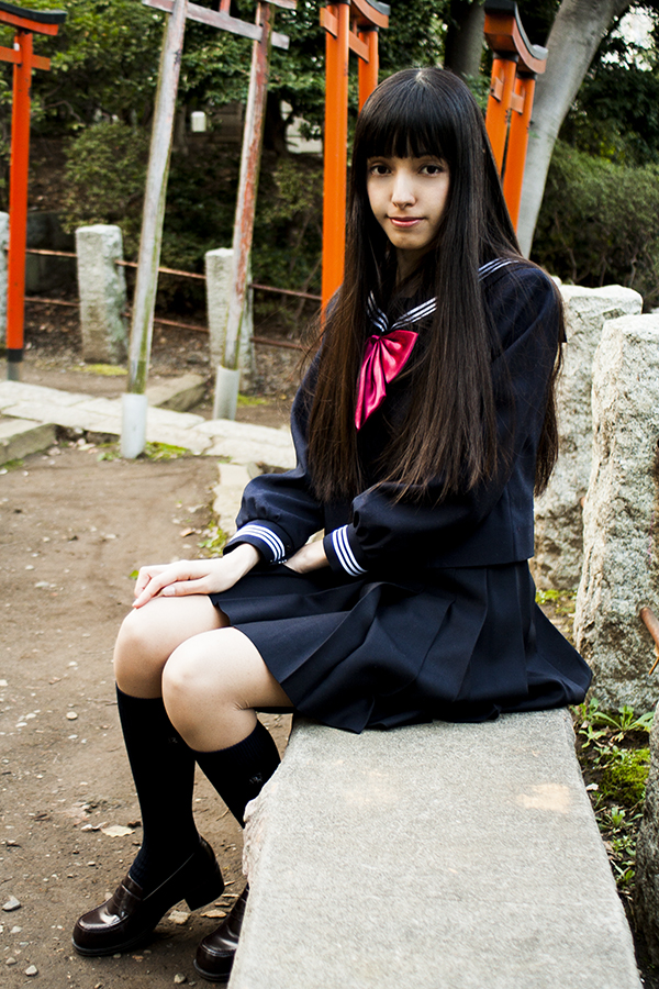 +Photoshoot: Japanese School Girl in Tokyo 19 by ...