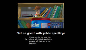 Toy Story: Tip 1