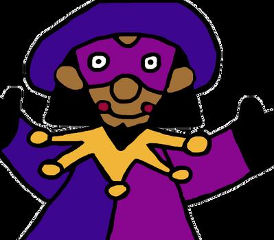 Clopin Puppet
