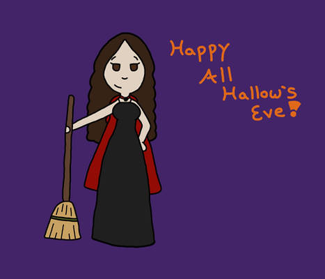 Happy All Hallow's Eve
