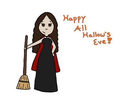 Happy All Hallow's Eve (Transparent)