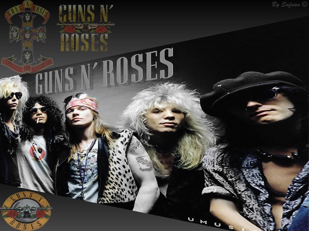 Guns N Roses Wallpaper Hd By Safuanhd On Deviantart
