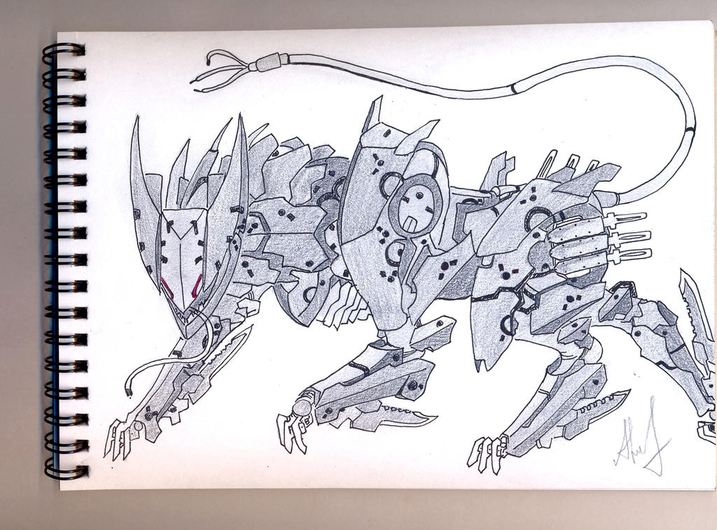Wolf MGS by edelneos