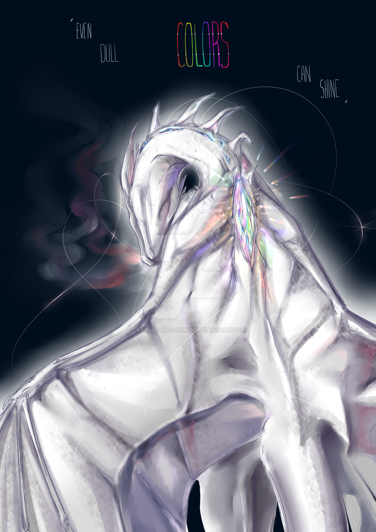 Even dull COLORS can shine by Karma-Kuro-Nuko