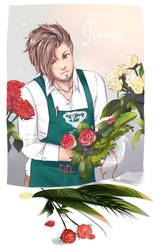 Florist Rackam