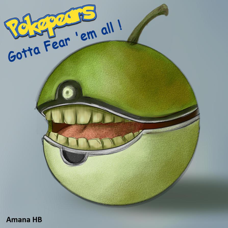 Gotta Pear 'em All ! by Amana-Jackson