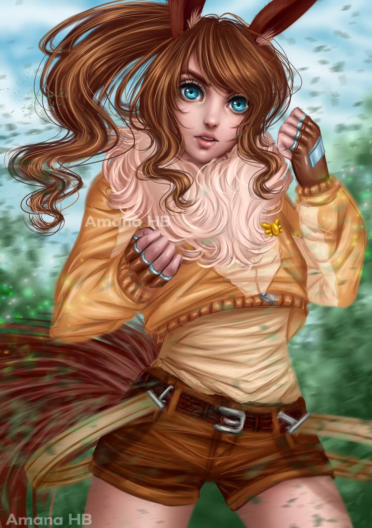 I Draw YOUR OC ! :Seira: by Amana-Jackson
