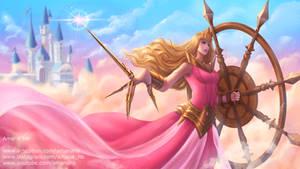 Aurora Sleeping Beauty (Disney Warriors Project)