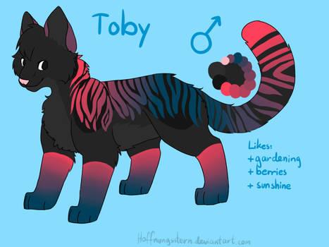 Toby - Ref Sheet