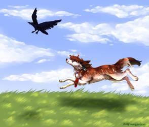 Free like the wind