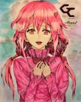 Guilty Crown - Yuzuriha Inori (Departures)