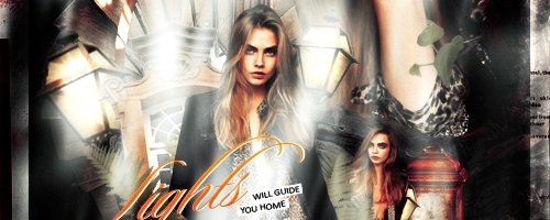 Signature - Lights will guide you Home by yzhandrexoc