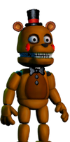 Toy Freddy Plushtrap