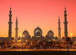 Sheikh Zayed Grand Mosque by MatusMajer
