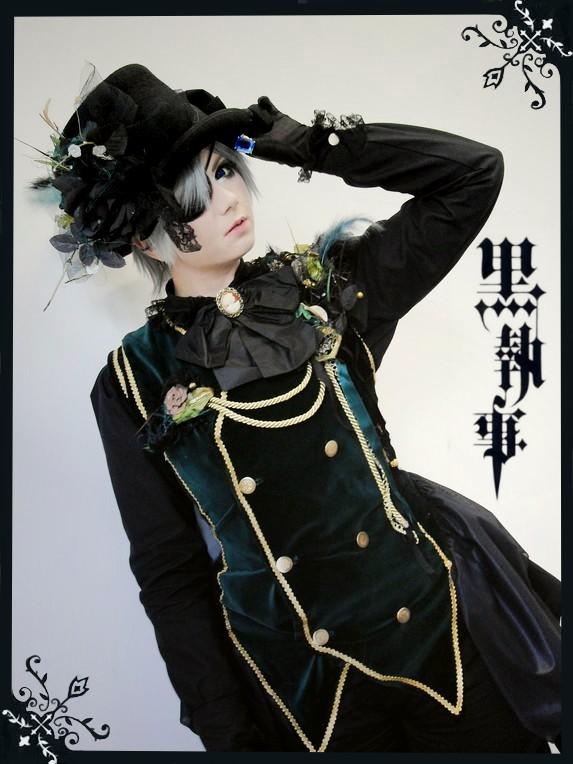 Ciel Phantomhive original by Princess-Chuchu