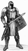 Knight by kauach