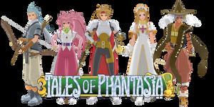 [MMD] Tales of Phantasia