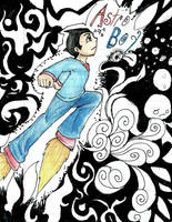 Astro Boy by TeraSiren