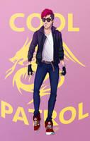 Cool Patrol, Baby~ by Aikira-chan