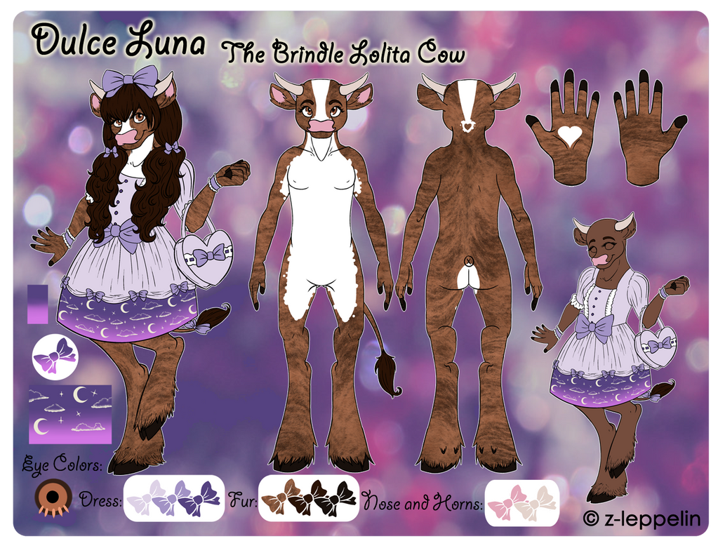 Dulce Luna - Reference by z-leppelin