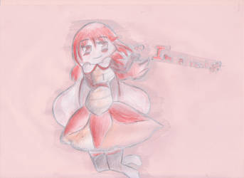 i'm a real lady bird by the-spirit-tracks